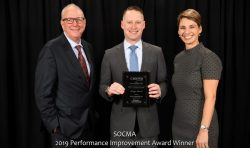Strem Chemicals Receives SOCMA's Performance Improvement Award, 2019